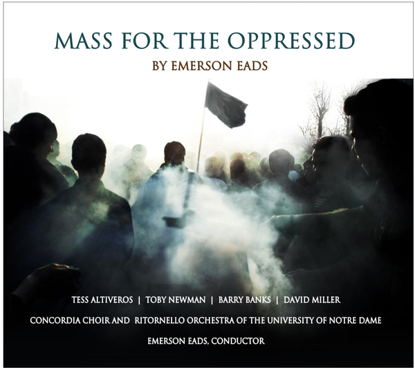 Mass For The Oppressed Album Cover