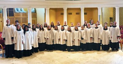 Liturgical Choir Fall 2018 Small