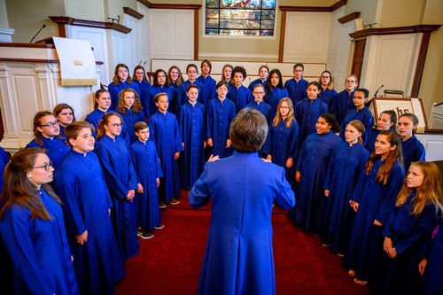 Notre Dame Children's Choir